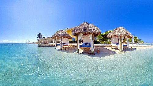 Sandals Resorts in the Montego Bay area