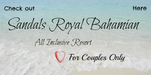 Check out: Sandals Royal Bahamian