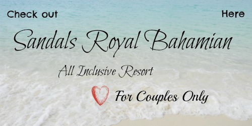 Check out: Sandals Royal Bahamian