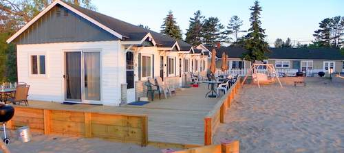 Sandcastle Oscoda Michigan Beach Resort