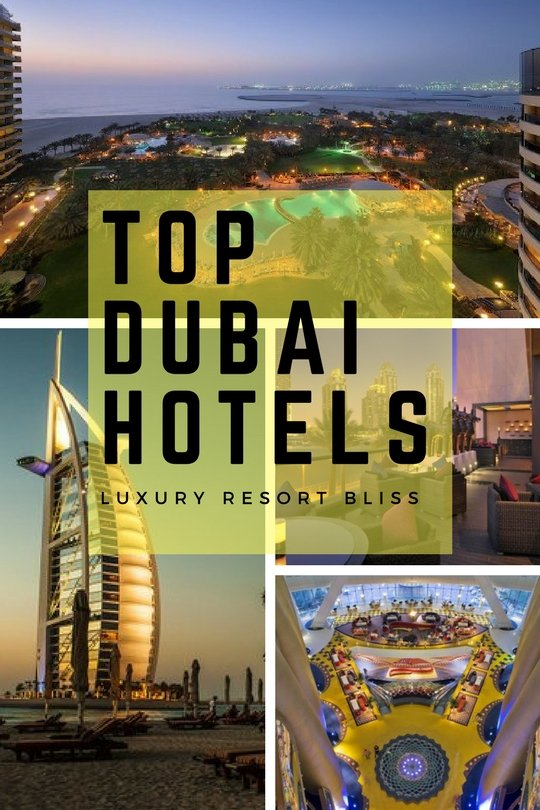 7 Star Hotel Dubai, Best Hotels in Dubai