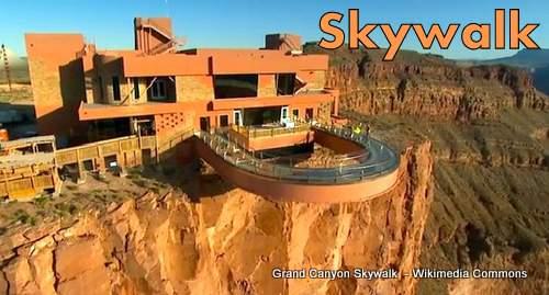 Skywalk at Grand Canyon