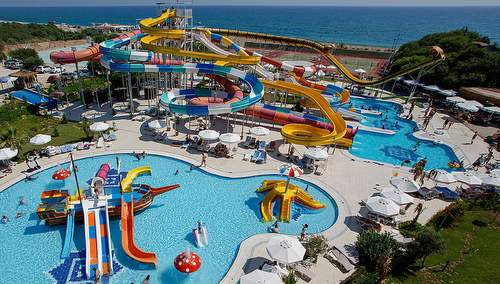 Nashira Resort Hotel & Aqua, Turkey