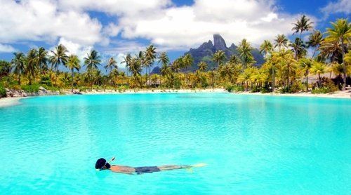 St. Regis Bora Bora, South Pacific