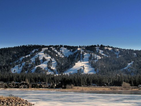 Big Bear Lake Snow Summit