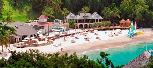 St. Lucia Adult Resort