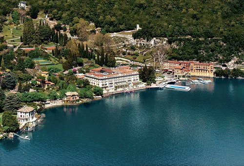 Le Sirenuse Spa resort, Italy