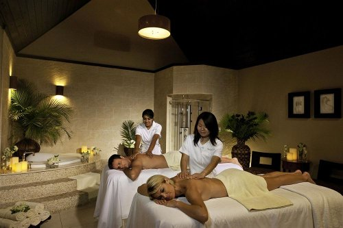 Sandals Grande Antigua Spa