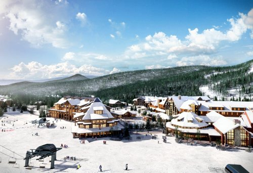 Stowe Mountain Lodge, Vermont Ski Resort