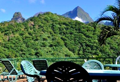 La Maroto Tahiti Forest Resort