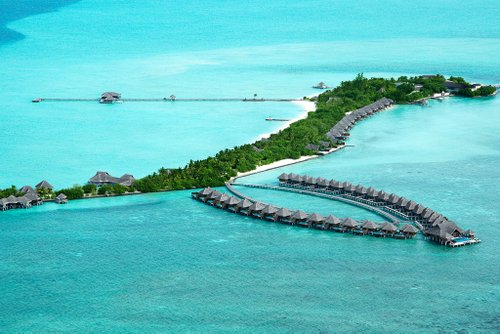 Taj Exotica Top Honeymoon Maldives Resorts