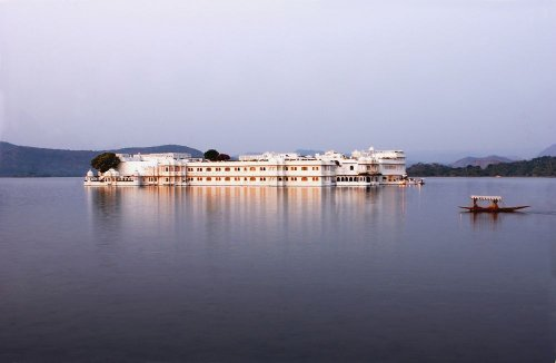 Taj Lake Palace Udaipur Hotel, India