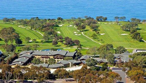 The Lodge at Torrey Pines, California luxury resort in San Diego