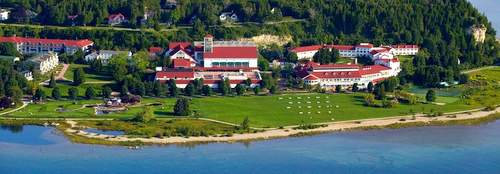 Mission Point Michigan Upscale Resort