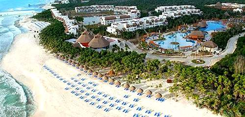 Valentin Imperial Maya All Inclusive Playa del Carmen Adult Resort