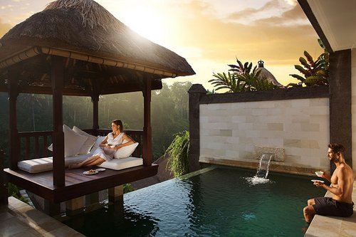 Viceroy Ubud Bali Wedding and Honeymoon Couples Resort