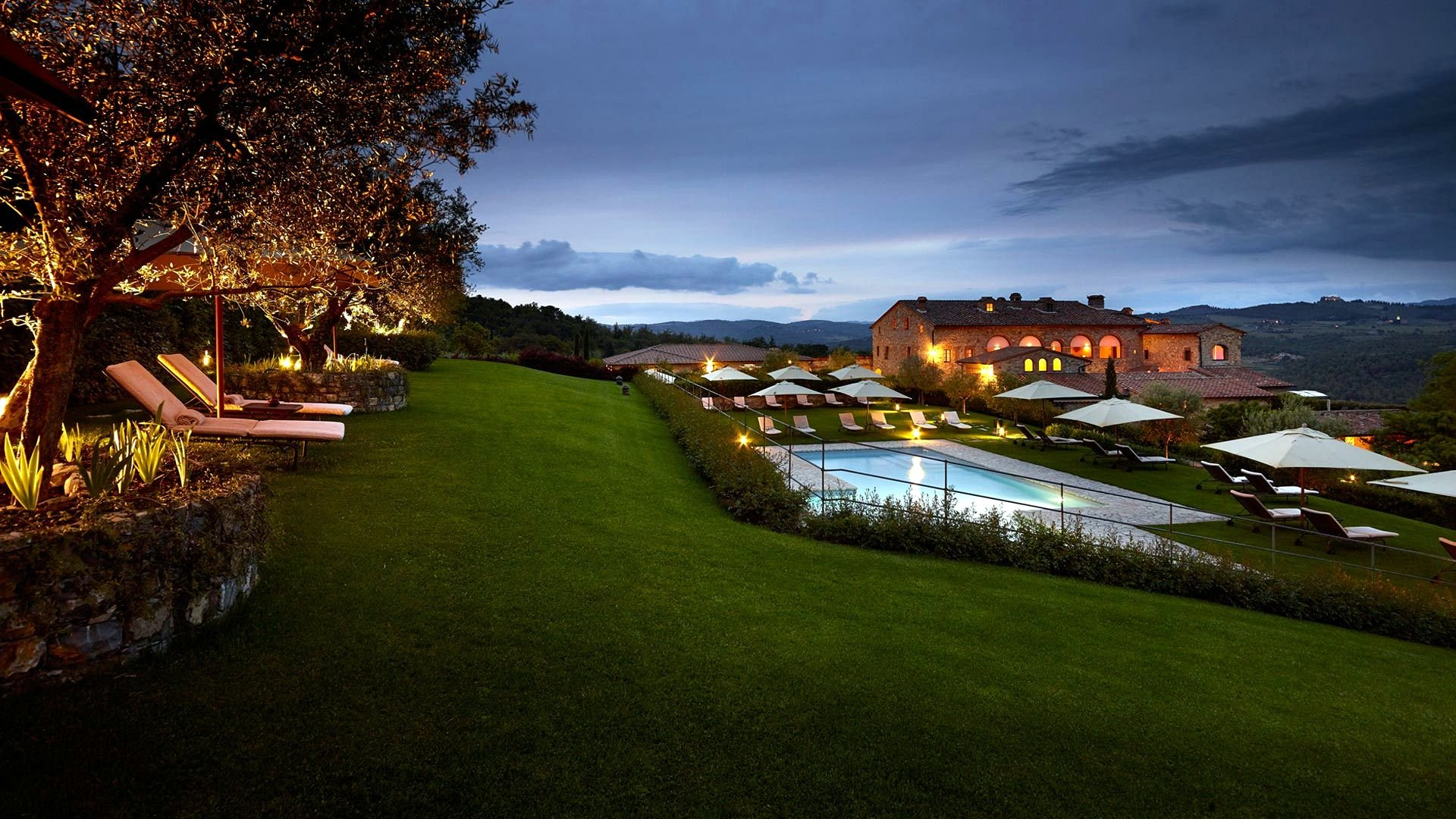 Hotel Le Fontanelle, Gaiole In Chianti