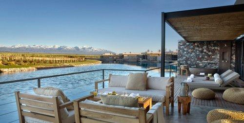 The Vines Resort & Spa, Mendoza, Argentina