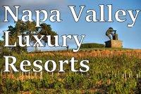 Napa Valley Luxury Resorts
