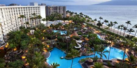 Westin Marriott Hawaii Family Vacation Resort