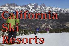 California Ski Resorts