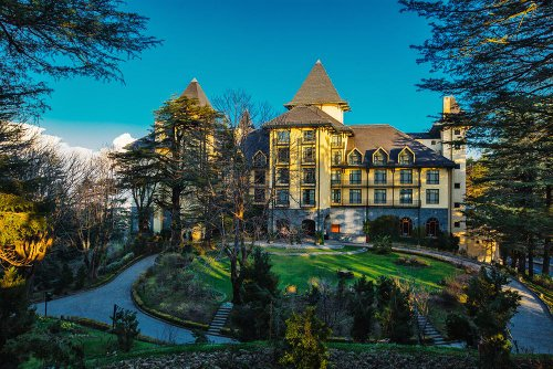 Wildflower Hall, In the Himalayas, India