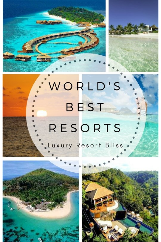 World's Best Resorts