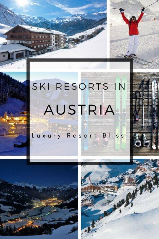 Austria Ski Resort