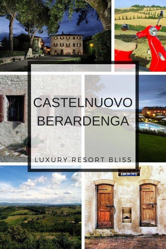 Castelnuovo Berardenga, Chanti, Italy