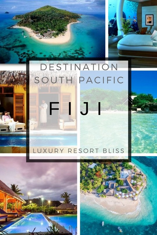 The Best Fiji Luxury Resorts