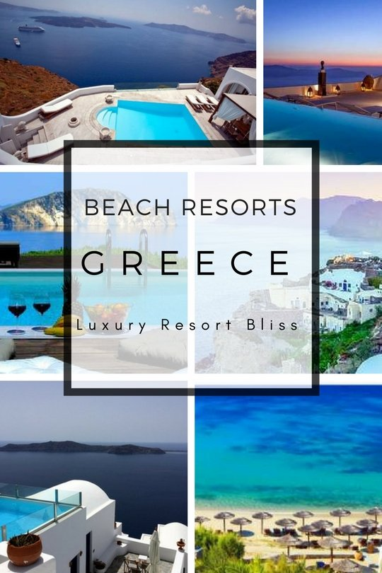 Beach Resorts in Greece