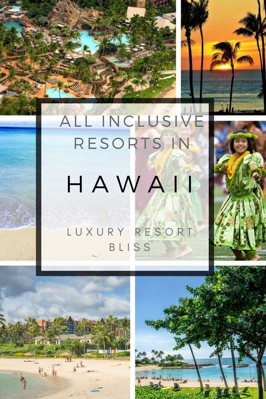All Inclusive Resorts - Hawaii resorts all inclusive