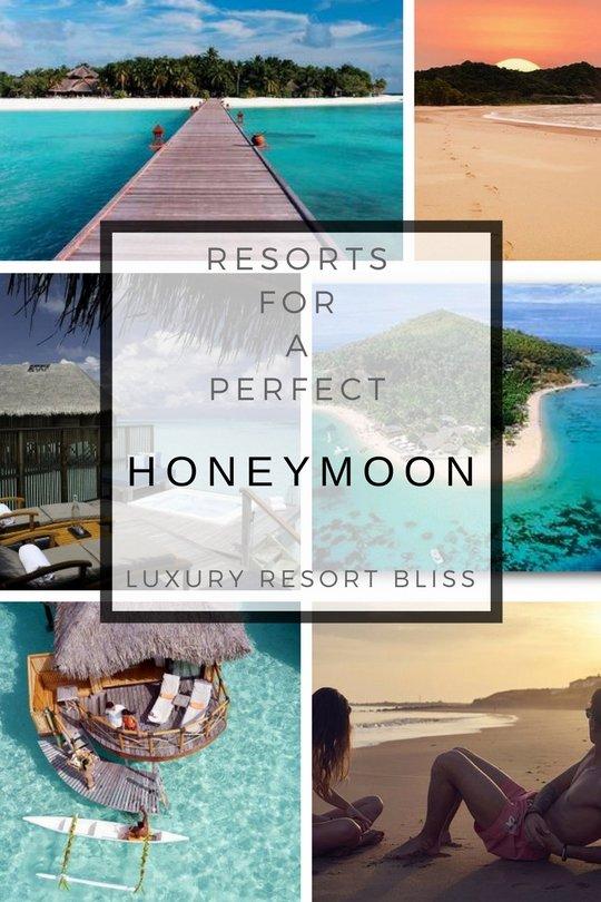 Perfect Honeymoon Resorts