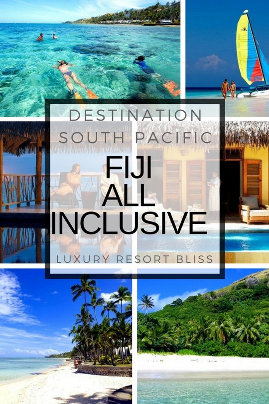 The Best Fiji All Inclusive Resorts