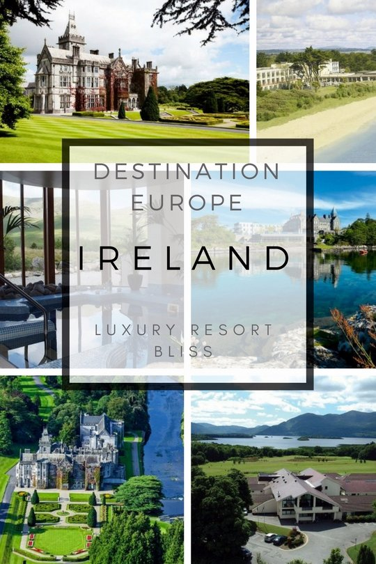 The Best Hotels and Resorts in Ireland
