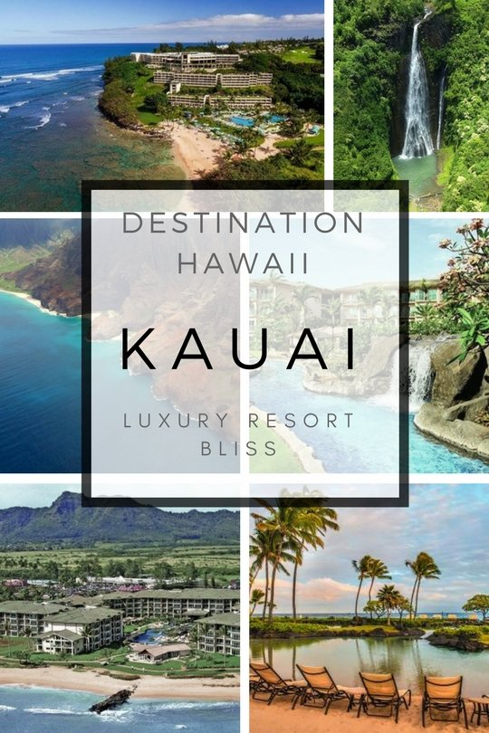 Kauai, Hawaii Resorts & Hotels