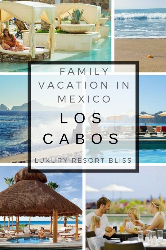 Los Cabos Family Vacations