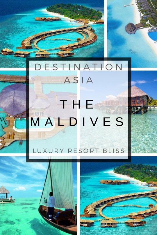 Best Luxury Resorts in the Maldives