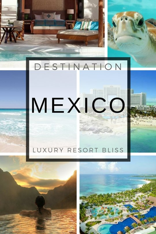 The Best Mexico Resorts