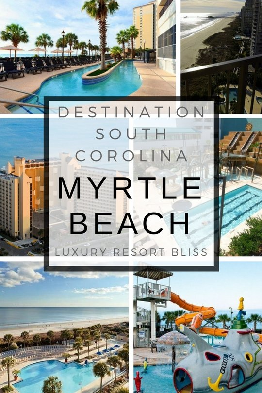 Myrtle Beach, South Carolina Resort Vacations