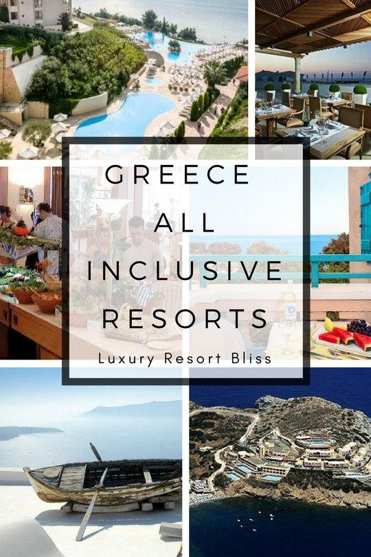 Best All Inclusive Resorts in Greece