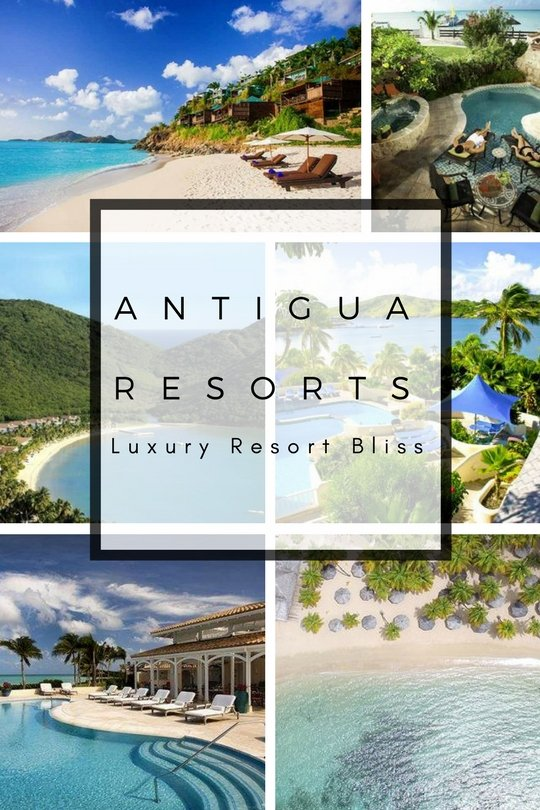 Top Antigua Resorts