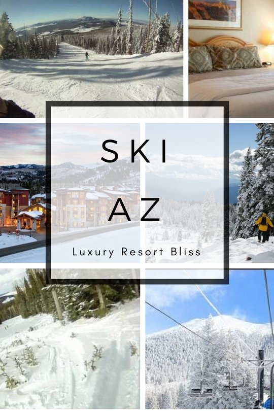 Top Arizona Ski Resorts