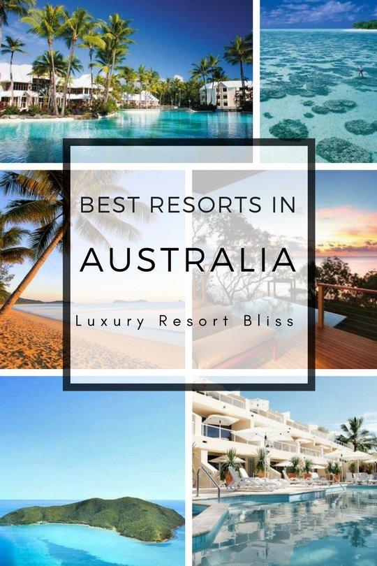 Best Resorts in Australia