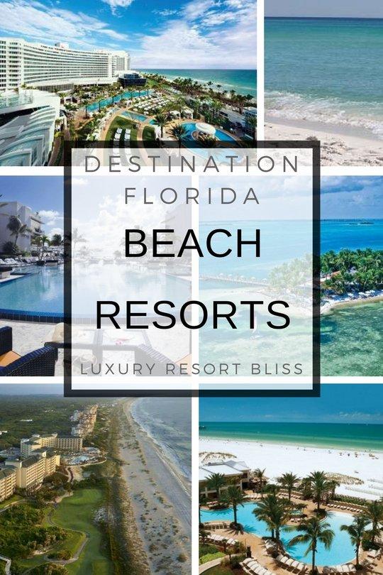 Florida Beach Resorts& Hotels