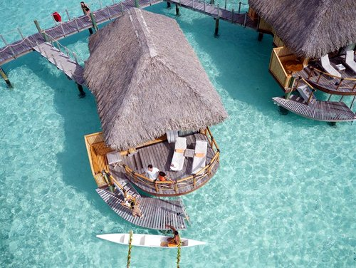 See Bora Bora Resorts