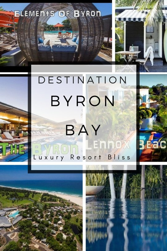 Byron Bay Australia Beach Resorts