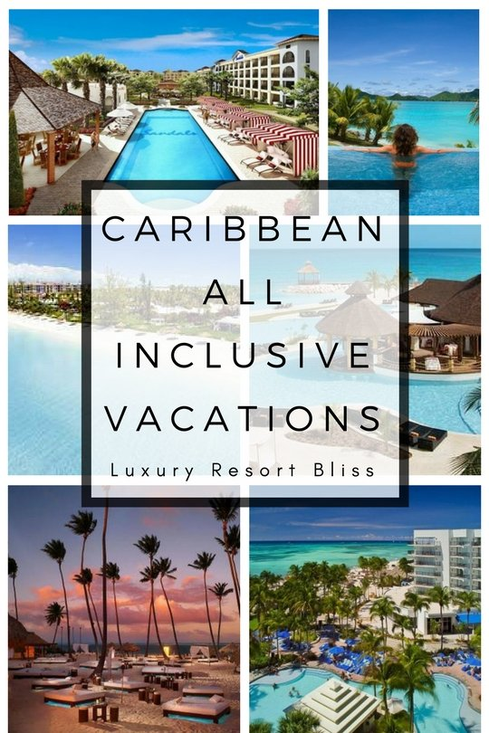 All inclusive caribbean vacations cheap caribbean vacations for Truly all inclusive resorts
