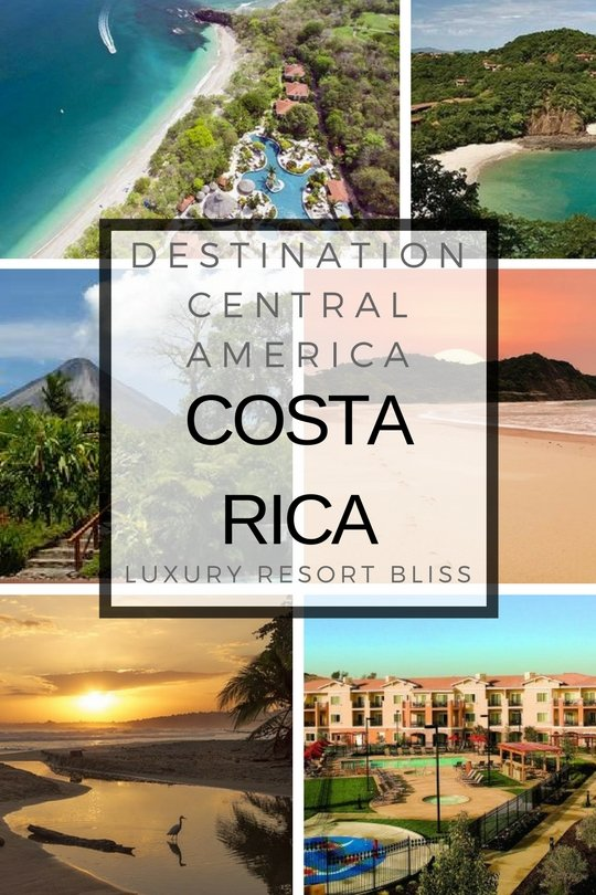Luxury Resorts in Costa Rica