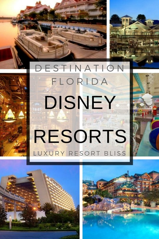 Discount Disney Resort Packages
